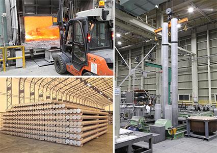 新幹線再生アルミプロジェクトへの協力